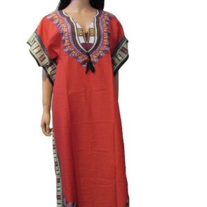 Dashilki Dress